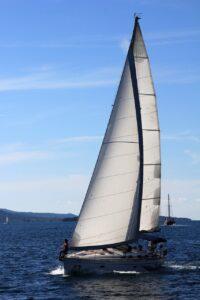 sailing vessel, sailing boat, sail