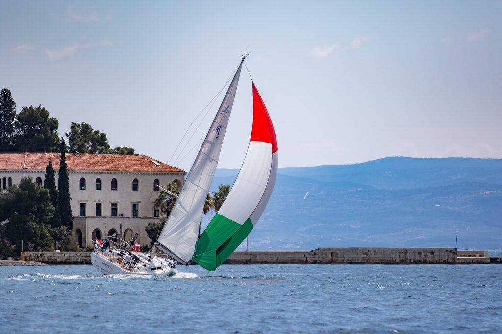 sea, sailing, hungarian