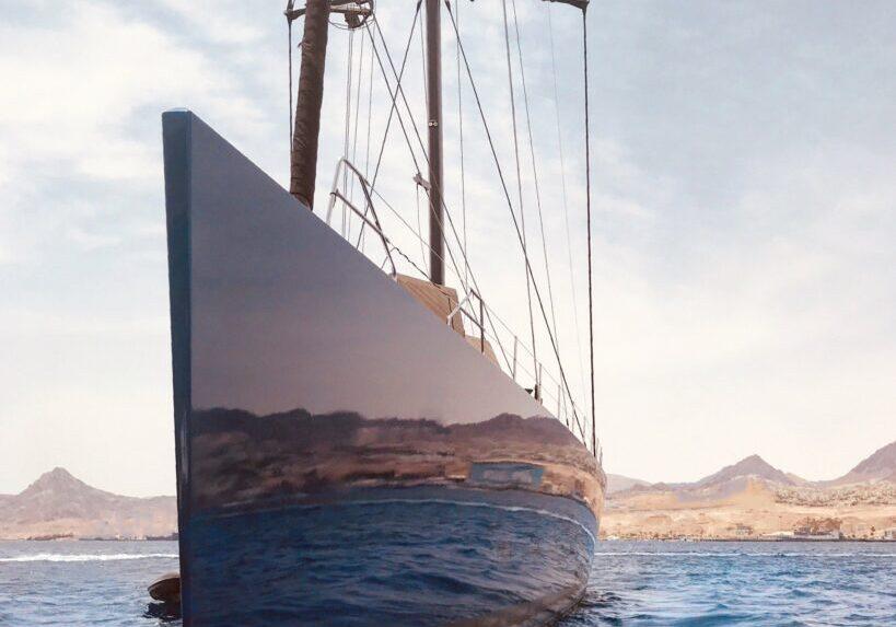 blue-sailing-boat-illustration-vector